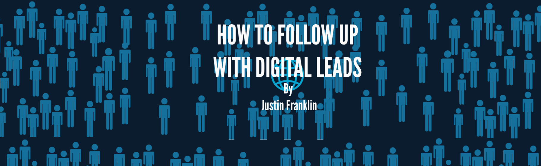 how to follow up wholesale leads
