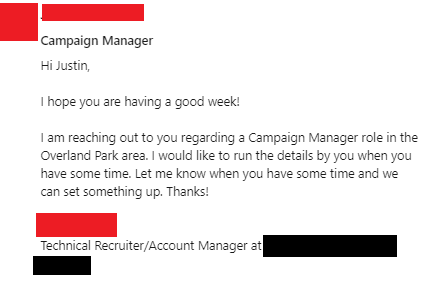 awesome short linkedin introduction message message