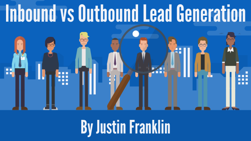 outbound vs inbound lead generation